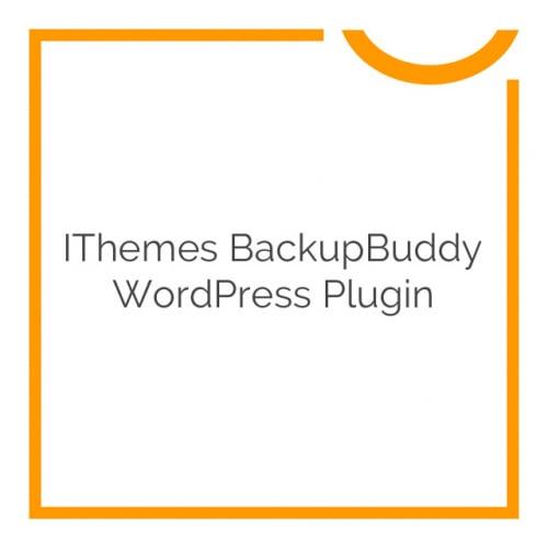IThemes BackupBuddy WordPress Plugin 8.1.1.11