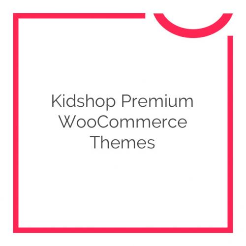 Kidshop Premium WooCommerce Themes 1.4.1