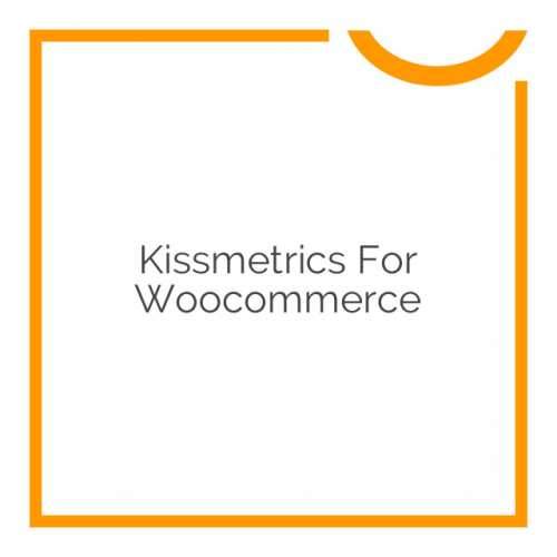 Kissmetrics for Woocommerce 1.10.1