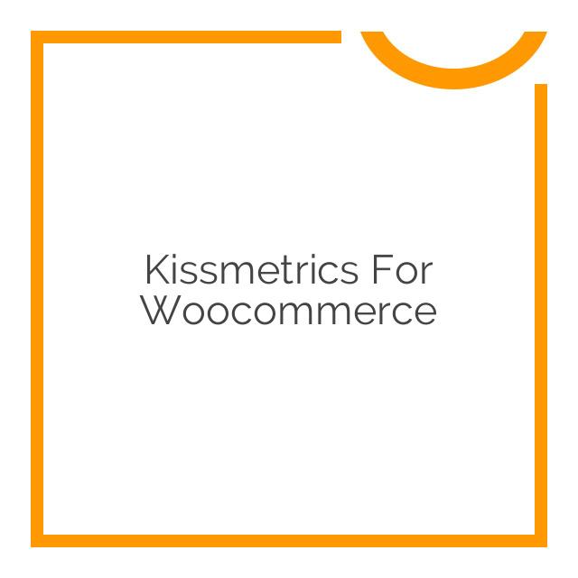 Kissmetrics for Woocommerce 1.10.1