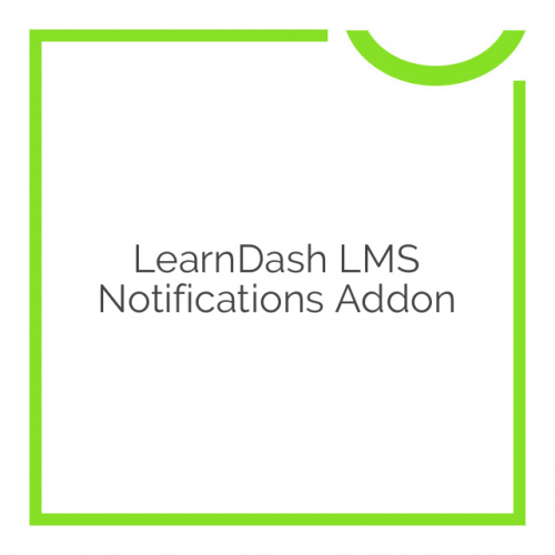 LearnDash LMS Notifications Addon 1.2.0