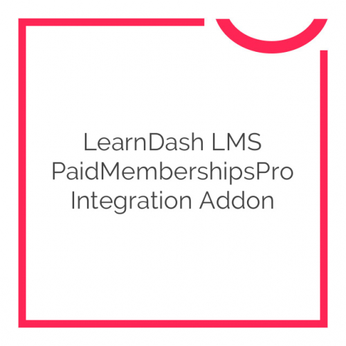 LearnDash LMS PaidMembershipsPro Integration Addon 1.0.4