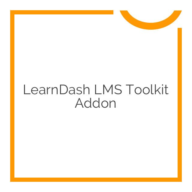 LearnDash LMS Toolkit Addon 2.2