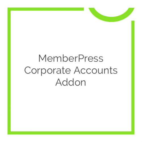 MemberPress Corporate Accounts Addon 1.1.7