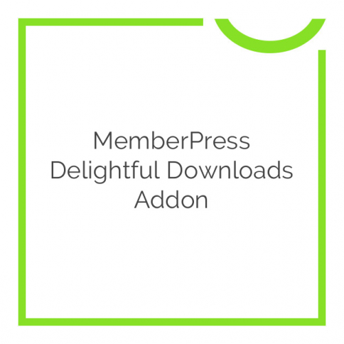 MemberPress Delightful Downloads Addon 1.0.2