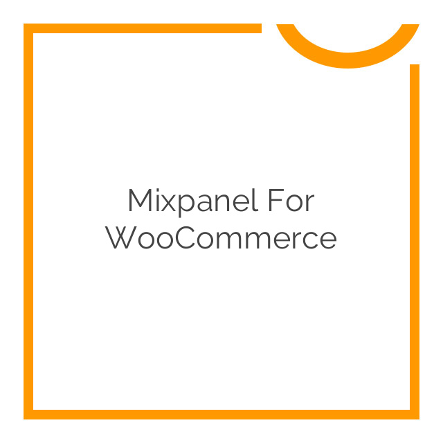 Mixpanel for WooCommerce 1.11.1