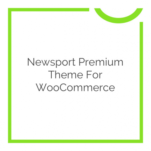 Newsport Premium Theme for WooCommerce 2.3.0