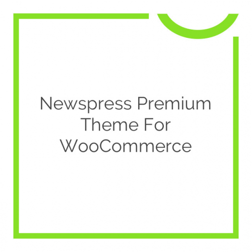 Newspress Premium Theme for WooCommerce 2.4.4
