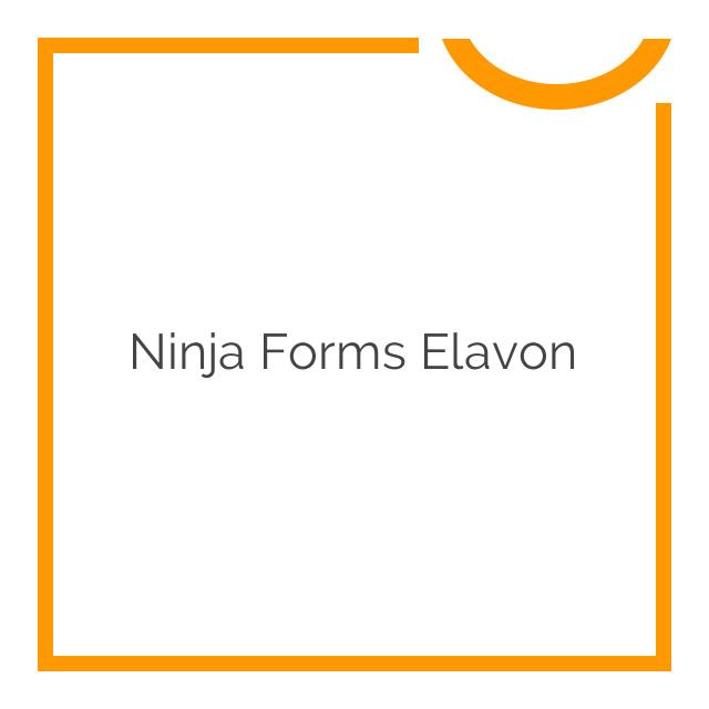 Ninja Forms Elavon 1.4