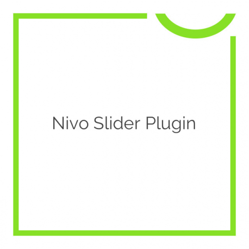 Nivo Slider Plugin 3.1.0