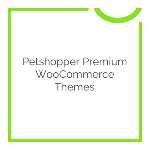 Petshopper Premium WooCommerce Themes 1.6.1
