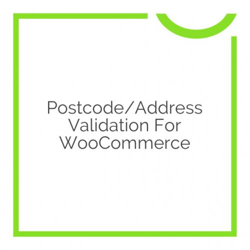 Postcode/Address Validation for WooCommerce 2.2.1
