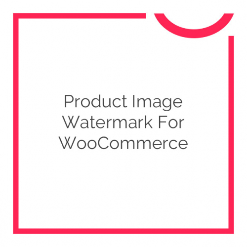 Product Image Watermark for WooCommerce 1.1.3