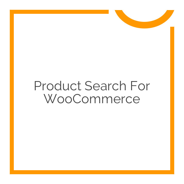 Product Search for WooCommerce 1.10.3