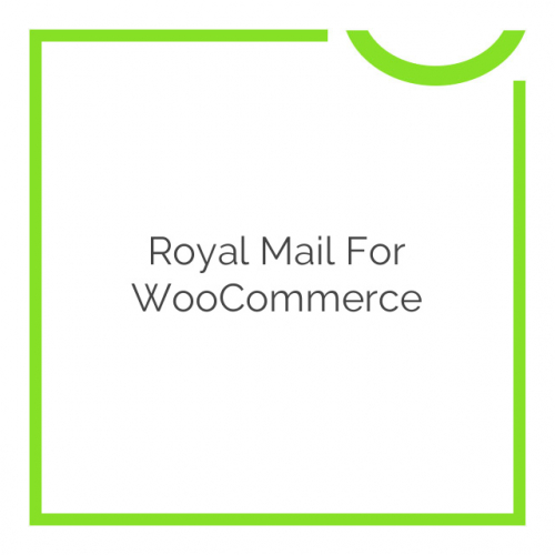 Royal Mail for WooCommerce 2.5.6