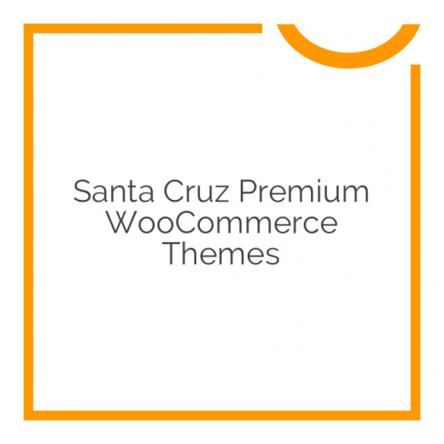 Santa Cruz Premium WooCommerce Themes 1.3.1