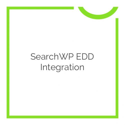 SearchWP EDD Integration 1.0.0