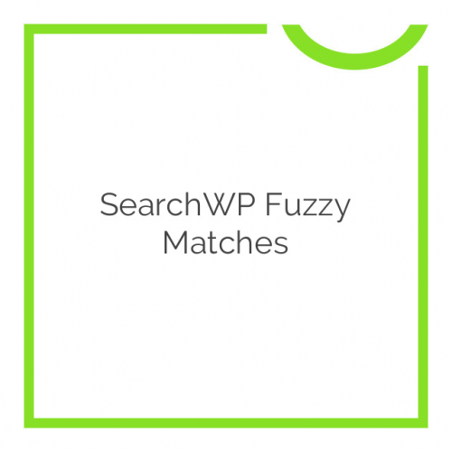 SearchWP Fuzzy Matches 1.4.3