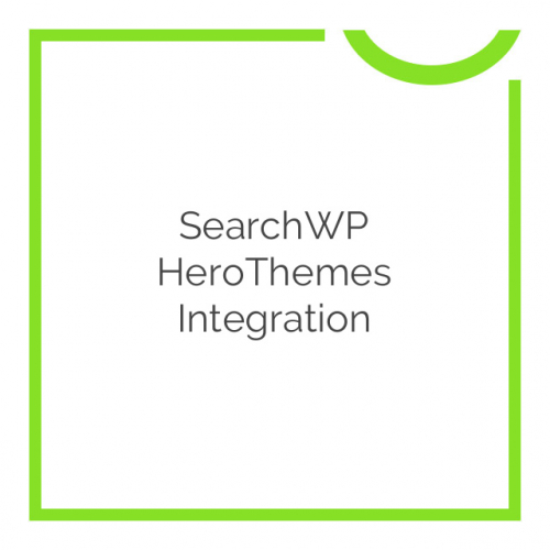 SearchWP HeroThemes Integration 1.0.0