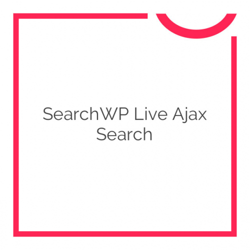 SearchWP Live Ajax Search 1.1.8
