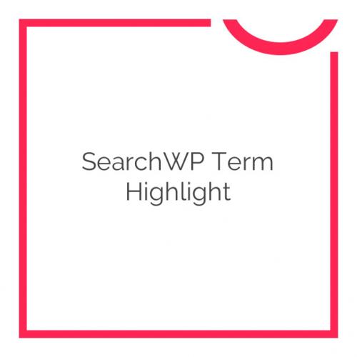 SearchWP Term Highlight 2.1.6