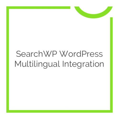 SearchWP WordPress Multilingual Integration 1.4.0