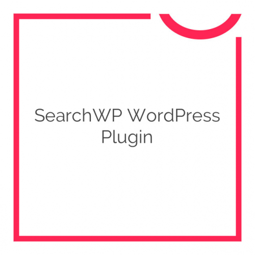 SearchWP WordPress Plugin 2.9.3