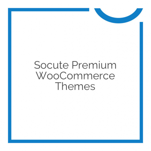 Socute Premium WooCommerce Themes 1.6.2