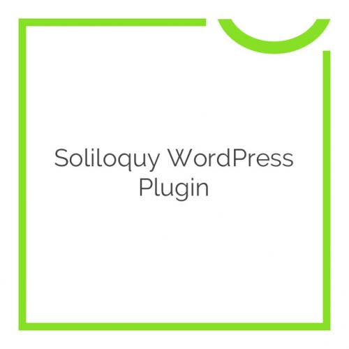 Soliloquy WordPress Plugin 2.5.3.1