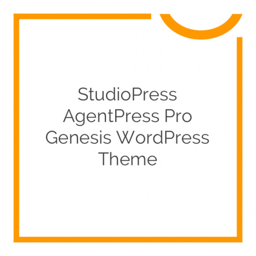 StudioPress AgentPress Pro Genesis WordPress Theme 3.1.3