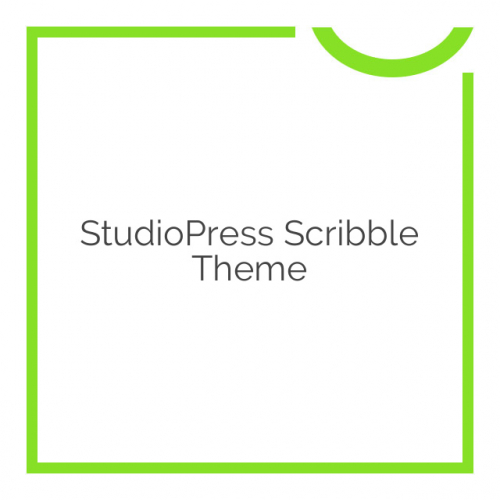 StudioPress Scribble Theme 1.0.2