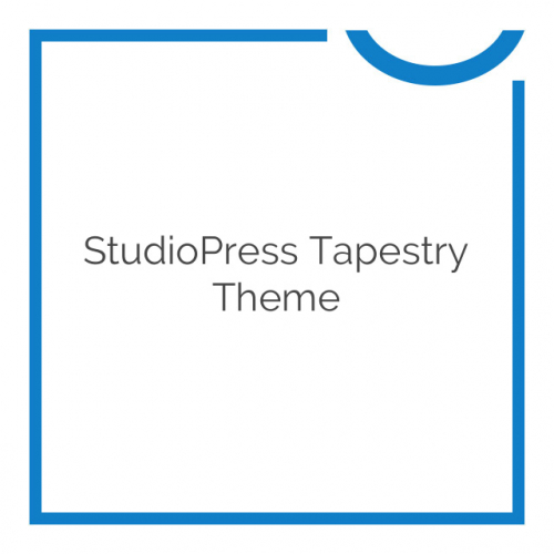 StudioPress Tapestry Theme 1.0.0