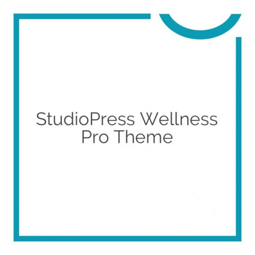 StudioPress Wellness Pro Theme 1.1.4