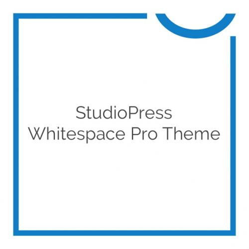 StudioPress Whitespace Pro Theme 1.0.3