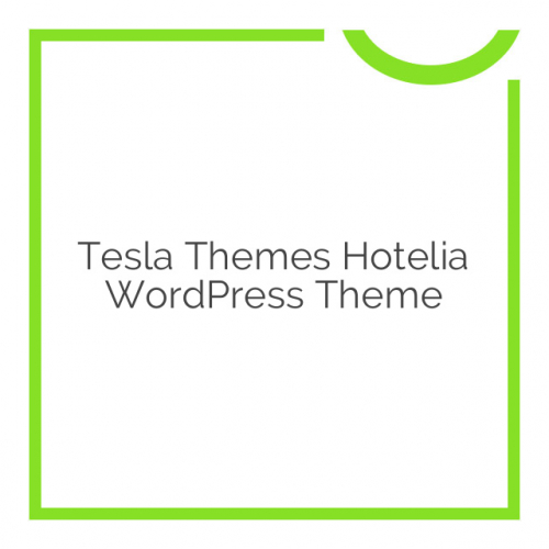 Tesla Themes Hotelia WordPress Theme 2.3.0