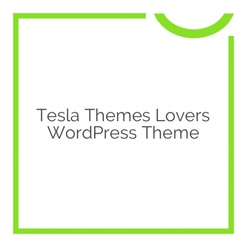 Tesla Themes Lovers WordPress Theme 1.4.5