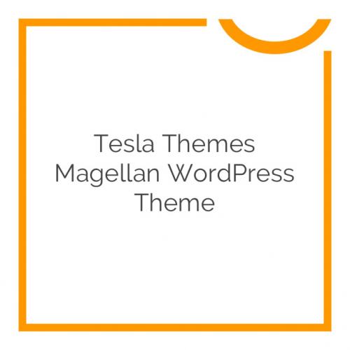 Tesla Themes Magellan WordPress Theme 1.5.6