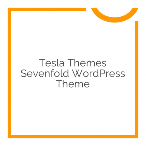 Tesla Themes Sevenfold WordPress Theme 1.6.5