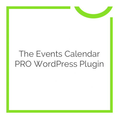 The Events Calendar PRO WordPress Plugin 4.4.19
