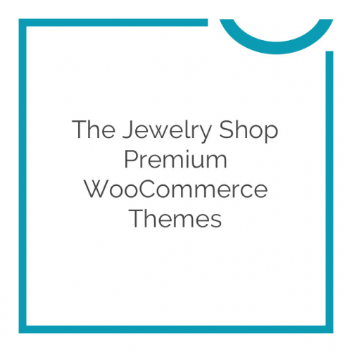 The Jewelry Shop Premium WooCommerce Themes 1.5.2