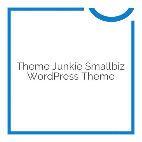Theme Junkie Smallbiz WordPress Theme 1.0.2