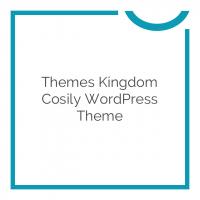 Themes Kingdom Cosily WordPress Theme 1.6