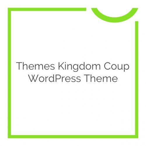 Themes Kingdom Coup WordPress Theme 1.2.2