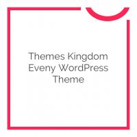 Themes Kingdom Eveny WordPress Theme 1.4.3