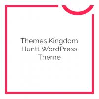 Themes Kingdom Huntt WordPress Theme 1.4.3