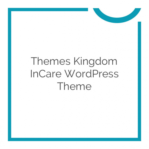 Themes Kingdom InCare WordPress Theme 2.5
