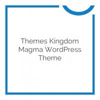 Themes Kingdom Magma WordPress Theme 1.5.3