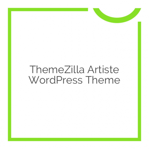 ThemeZilla Artiste WordPress Theme 1.2