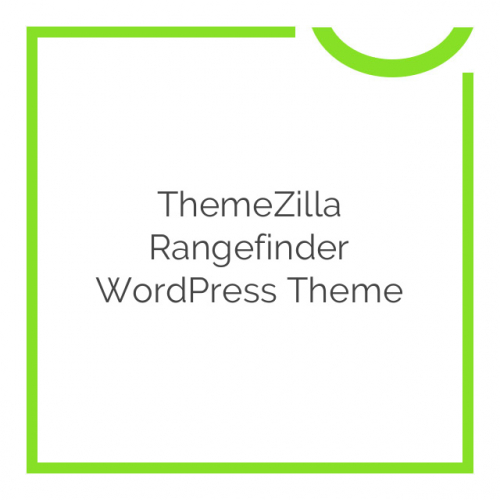 ThemeZilla Rangefinder WordPress Theme 1.2