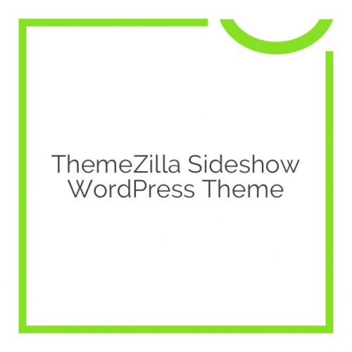ThemeZilla Sideshow WordPress Theme 1.4